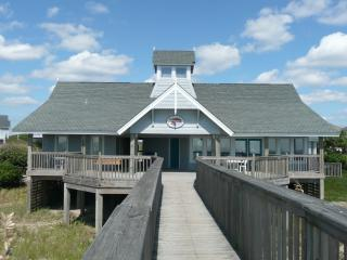 Ocean Views, Community Pool/Tennis Court, Beach! - North Topsail Beach vacation rentals