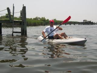 On Water/Sound, Free Kayaks, Dock, Comm. Amenities - Corolla vacation rentals