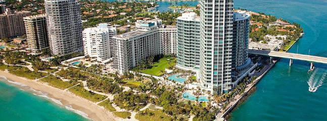 Ritz Carlton Bal Harbour Aerial - RITZ CARLTON BAL HARBOUR 2 BEDROOM SUITE - Bal Harbour - rentals