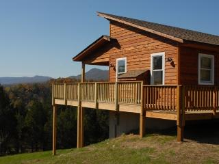 Gorgeous Riverfront Cabin with Hot Tub - Rileyville vacation rentals