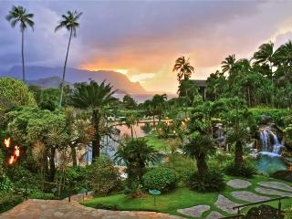 Perfect Condo with Internet Access and A/C - Princeville vacation rentals