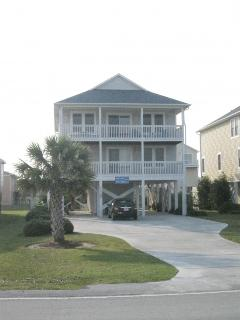 "Perfect beach vacation at ""Sea-sons"" - Surf City vacation rentals"