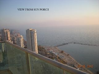 Beautifull new 5 rooms appartment on the beach - Bat Yam vacation rentals