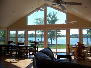 Lakefront with Private Beach & Dock: Sunset Beach - Pullman vacation rentals