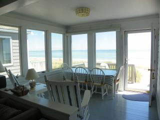 Charming Ocean Front Cottage on Maine Sandy Beach - Saco vacation rentals