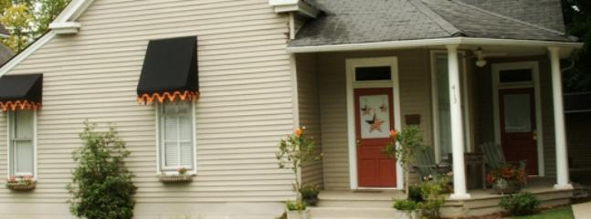 Historic 3BR,4BT Near University w/WiFI - Murfreesboro vacation rentals