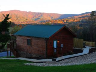 7 Romantic Log Cabins on Beautiful 45 acre Retreat - Luray vacation rentals
