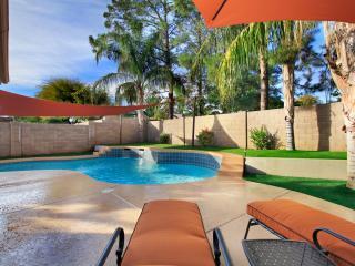 Kierland Home- Backyard with Gazebo & heated pool - Scottsdale vacation rentals