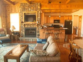 Convenient Cabin with Deck and Internet Access - Todd vacation rentals