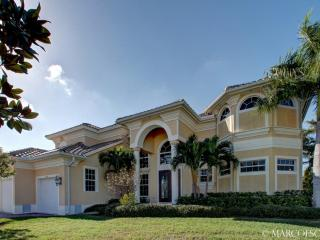WATERFALL COURT of MARCO - South Exposure Estate! - Marco Island vacation rentals