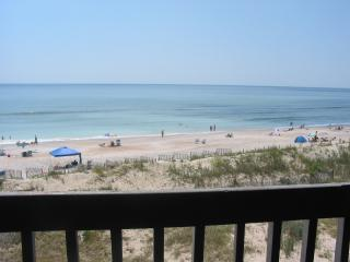 Wow, What a beautiful Ocean veiw - North Topsail Beach vacation rentals
