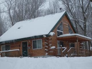 """A"" Frame - Lake Side - Log Cabin - Milltown vacation rentals"
