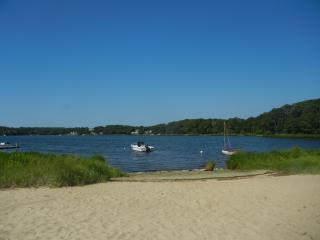 Water View: Off Season  Free Beaches, No Crowds - Yarmouth Port vacation rentals