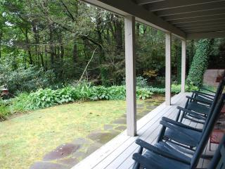 5 Sec Walk to 100' Waterfall, 5 Min Drive to Town - Highlands vacation rentals