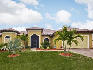 Holiday Villa Black Pearl by the canal with pool - Cape Coral vacation rentals