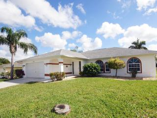Holiday Home Villa Allegra with pool - Cape Coral vacation rentals