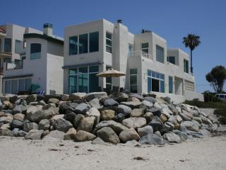 Stunning 3BR Private Beachfront Home-Immaculate - Oceanside vacation rentals