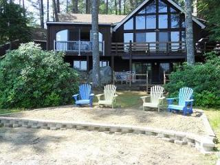 Winnipesaukee Wtrfront For 12 w/SAND BEACH - Moultonborough vacation rentals