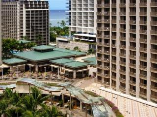 Beautiful Wyndham Condo at Waikiki Beach Walk - Honolulu vacation rentals
