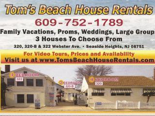 16 bedroom House with Deck in Seaside Heights - Seaside Heights vacation rentals