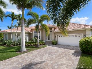 MISTLETOE COURT - Waterfront Tip w South Exposure! - Marco Island vacation rentals