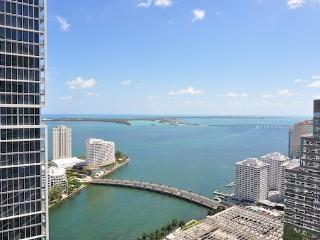 Icon Brickell / W Hotel residences - 1 bedroom apartment with water views - Coconut Grove vacation rentals