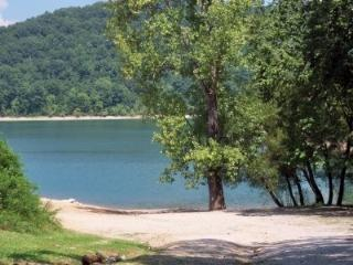 Lake-Views, large spa/hot tub, Walk to water, fish - Baxter vacation rentals