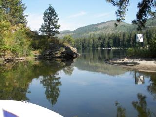 Beautiful Twin Lakes Id, Waterfront Cabin - Rathdrum vacation rentals