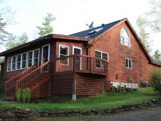 Waterfront home on crystal clear Beech Hill Pond - Otis vacation rentals