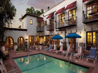 Romantic Bed and Breakfast with Internet Access and Balcony - Santa Barbara vacation rentals