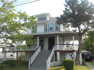 5BR Queen Anne Victorian Great for Family No Pets - North Wildwood vacation rentals