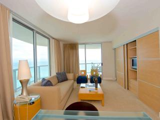 Stay on the beach in this luxury 2 Bedroom Condo - North Miami Beach vacation rentals