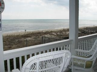 CHRISTMAS SALE-Oceanfront 3000ft2 Home,Wifi,Grill - Kure Beach vacation rentals