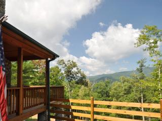 Custom Cabin W/ Mountain Views on 200 acres! - Clyde vacation rentals