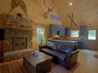 Custom 3br Cabin on 200+ Acre Property - Clyde vacation rentals