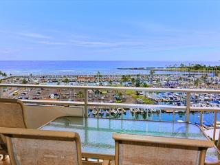 Waikiki Beach 2 BDR 2 BTH 2 LANAIS Ilikai Suites - Waikiki vacation rentals