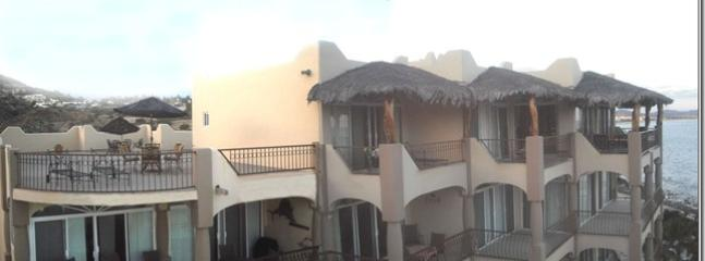 A-600 Penthouse $ rooftop area - Beachfront 4 bedroom Penthouse, private rooftop - San Jose Del Cabo - rentals