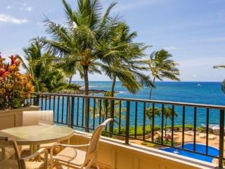 Whalers Cove 230-Stunning Ocean Views, Heated Pool - Koloa vacation rentals