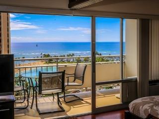 Waikiki Ilikai Ocean/Lagoon/Fireworks Views - Waikiki vacation rentals