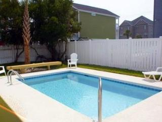 Newer Construction/Steps to Beach, Private Pool - Surfside Beach vacation rentals