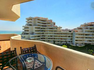 BENALBEACH BEACHFRONT 1 BEDROOM APT. WITH FREE SPA - Benalmadena vacation rentals