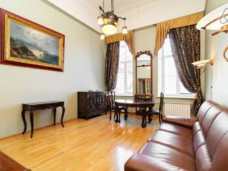 Superior 2 bedroom near Hermitage. 2 bath. Sauna - Saint Petersburg vacation rentals