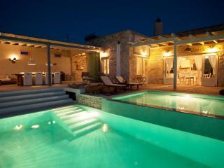 Bright 4 bedroom Villa in Matala - Matala vacation rentals