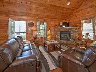 PAPA BEAR - Beautiful cabin with a Beautiful view - Pigeon Forge vacation rentals