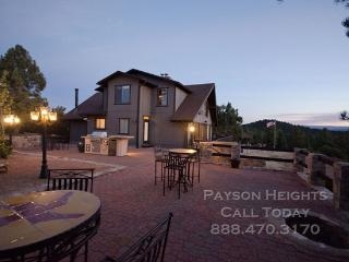 Hill Top Cabin - 5 Acre Retreat - Payson vacation rentals