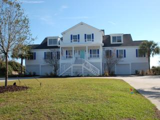 Oceanside Property - THE BLUE TERRAZZ - Sleeps 4 - Sullivan's Island vacation rentals