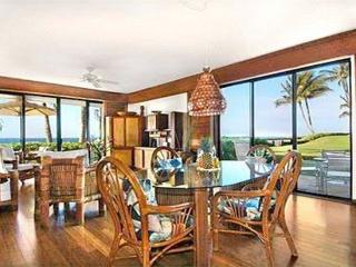 Poipu Kapili- End Unit-Oceanfront - Koloa vacation rentals