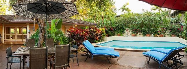 Blue Lotus Villa - w/ pool, AC; near 3 beaches - Paia vacation rentals