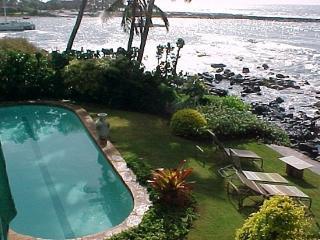 Hale Hokuu T00 - Poipu-/Ocean Front/AC/Spouting Ho - Koloa vacation rentals