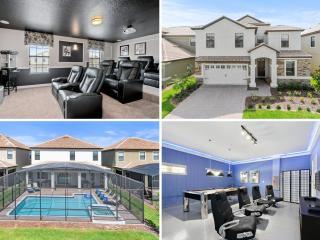 Stunning 8bd/5ba Disney Vacation Villa - 1433RF - Davenport vacation rentals